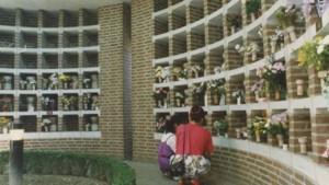 Familie in shock: urn oma op brute wijze gestolen uit uitvaartcentrum Geleen