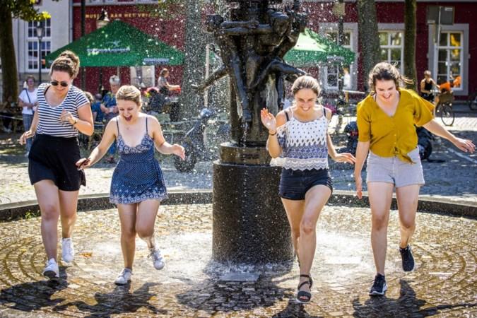 Klimaatverandering: in Maastricht is het al warmer dan een halve eeuw geleden in Parijs