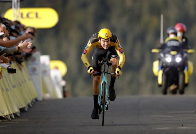 Tom Dumoulin over bewogen sportjaar 2020: 'Ik ging van de totale leegte naar de totale chaos'