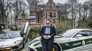 Flamboyante miljonair Azimi weg, Patro Eisden in Britse handen