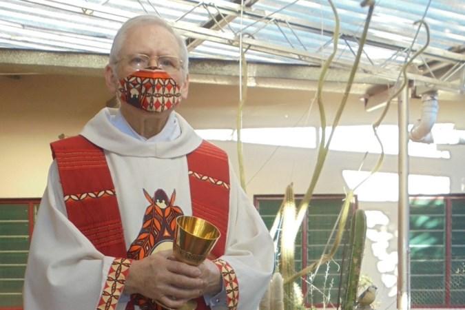 Pater Humberto uit Castenray luidt de noodklok voor zijn parochianen in Mozambique