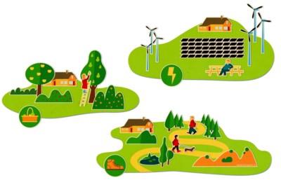 Limburgse platteland in 2030: 'Je ziet een tegenbeweging ontstaan van betrokken burgers die zich inzetten voor het landschap'