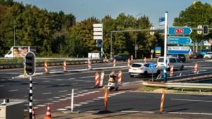Nieuwe verlichting op viaduct A76 tussen Neerbeek en Geleen wordt in januari geplaatst