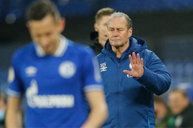 Stevens schept wat lucht in Schalke-crisis met bekerzege