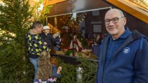 Buurtvereniging de Bouwerwei uit Bleijerheide: geen jubileumfeest, maar wel de traditionele kerstkribbe