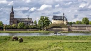 Maasboulevard Kessel: tekort van twee ton grotendeels weggewerkt