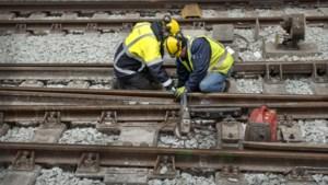 Spoorwerkzaamheden van Heerlen tot Klimmen medio januari