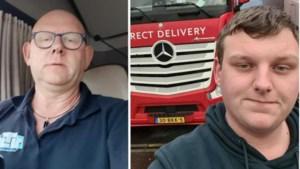 Limburgse truckersfamilie op weg naar huis voor kerst: vader André haalt het, maar zoon Brayn niet