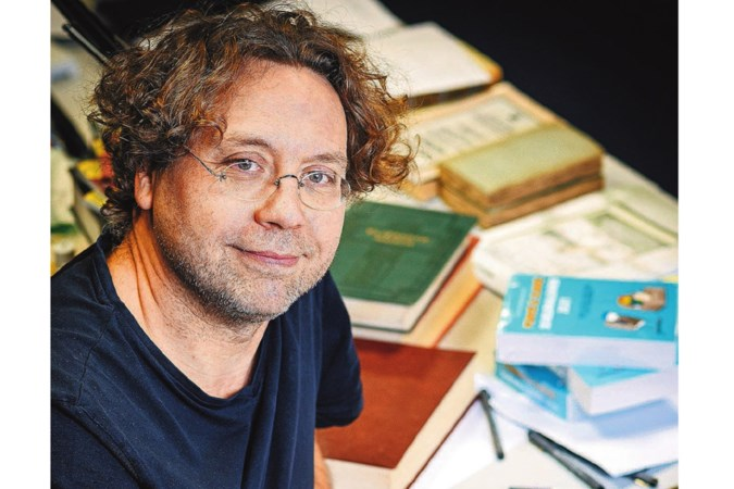 Tekenaar Jean-Marc van Tol: 'Fokke & Sukke lachen echt niet om alles'