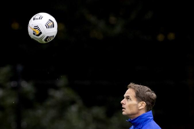 Frank de Boer: 'Koeman 2.0? Ik heb altijd mijn eigen lijn gevolgd'