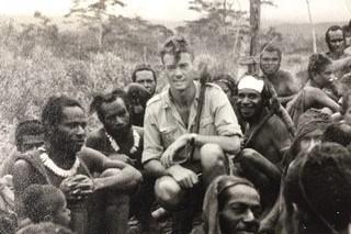 Limburgse 'kroegjongen' leefde tussen de Papoea's en werd uiteindelijk ambassadeur