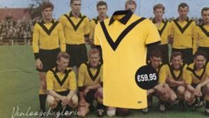 Voor de liefhebbers: retro-thuisshirt van VVV Venlo uit seizoen 1958/1959