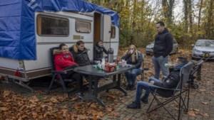 Rechter stelt Brunssum in het gelijk: caravans familie Snijders rechtmatig afgesleept