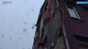 Limburg maakt balans op na winterstorm: ingestorte muren en rondvliegend puin