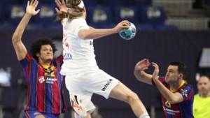 Handballers Paris Saint-Germain verliezen zonder Luc Steins in Final4 van Barcelona
