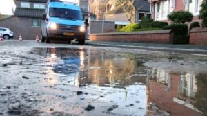 Waterlek in Venlo: straat afgesloten, huishoudens zonder waterdruk