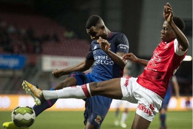 FC Den Bosch-verdediger Brem Soumaoro (24) op amateurbasis naar MVV