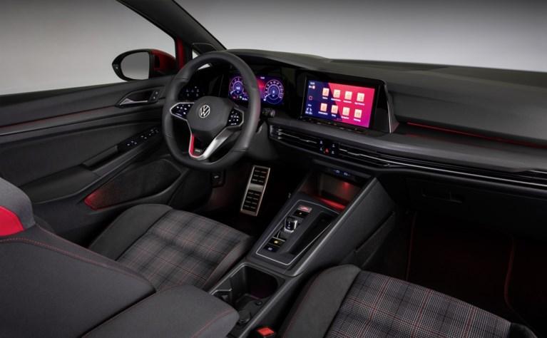 Ruimere focus voor Volkswagen Golf GTI