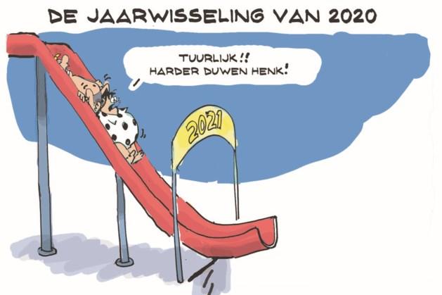 Toos & Henk - 31 december 2020