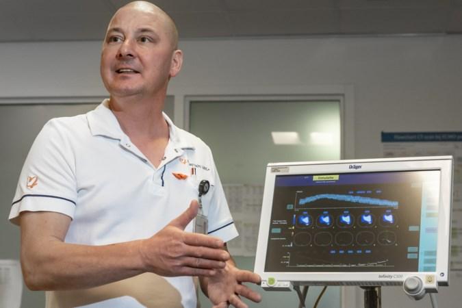 Nieuwe techniek helpt artsen in Maastricht de beste balans te vinden bij beademing coronapatiënten