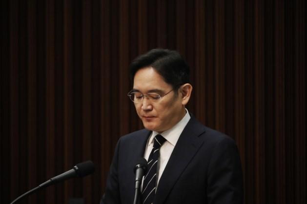 Negen jaar celstraf geëist tegen Samsungkopstuk vanwege omkoping