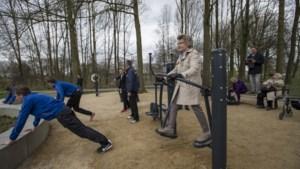 Beweegtoestellen om ouderen in Landgraaf aan het bewegen te krijgen worden nauwelijks gebruikt
