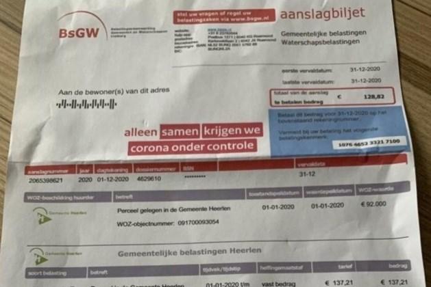 Gemeente Beesel waarschuwt extra voor nepbrieven voor BsGW