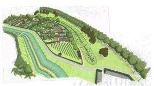 Nieuw wandel- en fietsgebied in Sittard door herinrichting Oostelijke Schootsvelden
