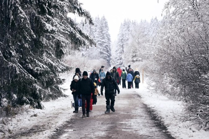 Toeristen niet welkom dit weekend in deel Ardennen: toegangswegen afgesloten