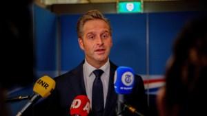 Minister De Jonge: nog geen effect van de lockdown zichtbaar