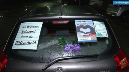 Politie en ME beëindigen illegaal feest in bedrijfspand Tegelen