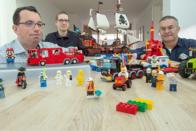 Digitale Lego-optocht in Neerbeek telt 35 deelnemers