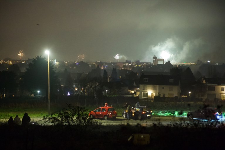 Limburg knalt het nieuwe jaar in, ondanks vuurwerkverbod