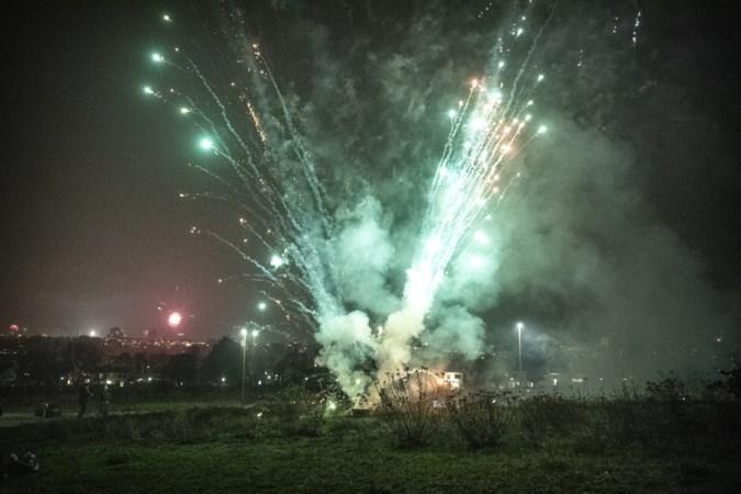 Volop vuurwerk, geen grote illegale feesten: jaarwisseling in Limburg verloopt rustig