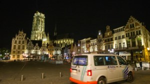 Politie paraat en avondklok tijdens Belgische jaarwisseling