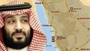 De kroonprins van Saoedi-Arabië maakt een uitzondering voor de Dakar Rally