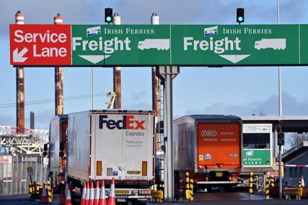 Transporteurs merken nog geen problemen door brexit