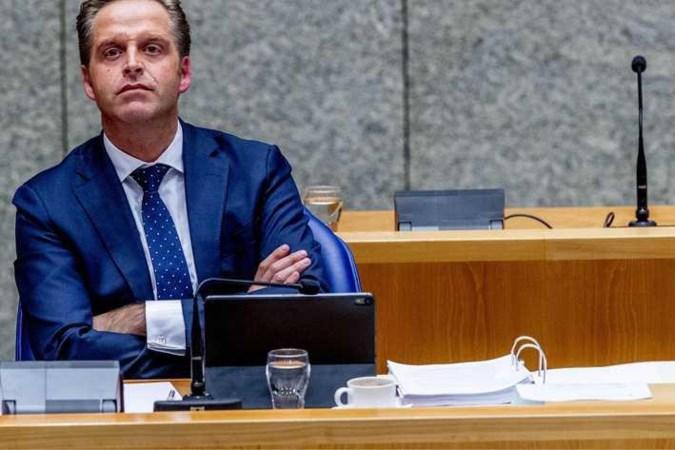Coronaminister Hugo de Jonge verliest meer en meer krediet