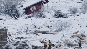 Reddingswerkers vinden dode na aardverschuiving in Noorwegen