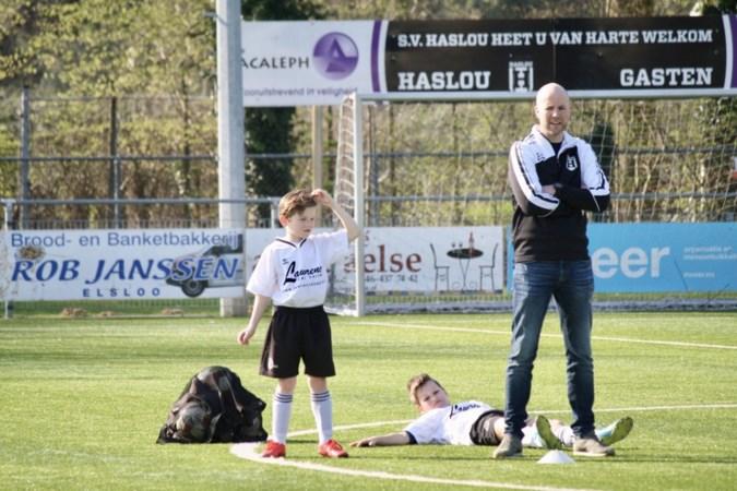 Haslou past weer in leven van drukbezette Erik Royen