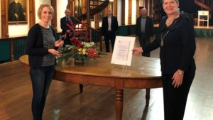 Uitstralingsprijs voor personeel en vrijwilligers woonzorgcentrum Klein Gulpen
