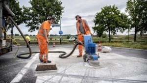 Hotspot van verkeersongelukken in Kerkraadse Gravenweg krijgt nu toch een rotonde
