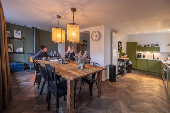 Annick en Ruben hebben huis in Amstenrade zo ingericht, dat alle stress van ze afvalt als ze thuiskomen