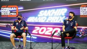 Alexander Albon in 2021 ook DTM-coureur