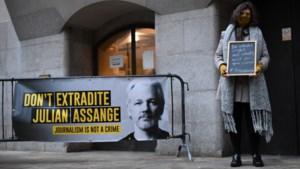Britse rechter blokkeert uitlevering Julian Assange