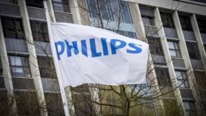 'Philips in gesprek over verkoop van de huishoudtak'
