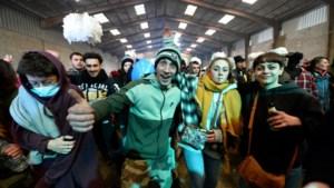 Verdachten van organiseren illegale meerdaagse Franse dancerave opgepakt