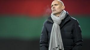 Roda-coach Streppel test positief op corona