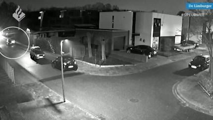 Brandstichting en ontploffing in Heerlense woonwijk op camerabeelden vastgelegd