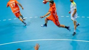 Slovenië geeft handballers pak slaag